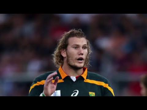 Springbok A Team  & Bennie Durand
