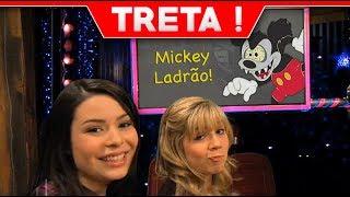 TRETA: iCarly acusou Disney Channel de ROUBO!!!