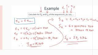 MCR3U/Grade 11 Functions: 7.6 Geometric Series