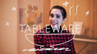 Weekly Spanish Words with Rosa – Tableware