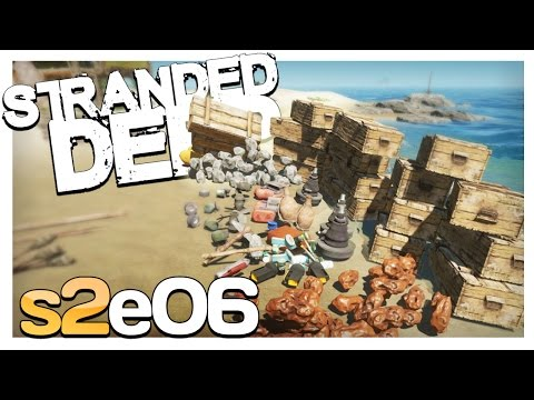 CRAZY LOOT! | Stranded Deep Gameplay S2E06 (Experimental 0.29)