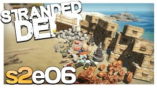 Crazy Loot!   Stranded Deep Gameplay S2e06  Experimental 0.29