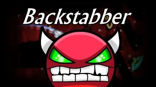 Backstabber by RealSoulDash | Geometry Dash [2.0] [Demon]