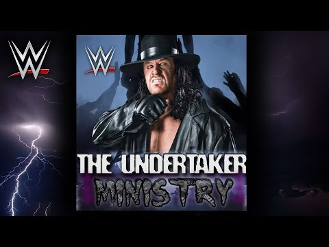 """WWE: """"Ministry"""" (The Undertaker) Theme Song + AE (Arena Effect)"""