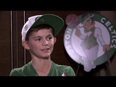 Celtics Make 's Dream Come True