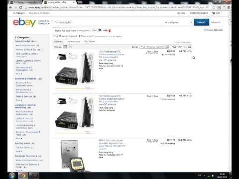 Вопрос: Как совершать покупки на ebay?