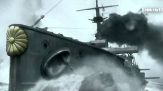 Russo-Japanese War - Battle of Tsushima -1080p HD
