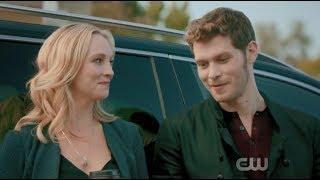 😈 Древние: Клаус и Кэролайн, некоторым нравятся плохие парни 5 сезон 6 серия