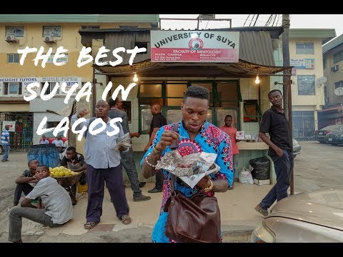 University Of Suya: The Best Suya In Lagos,Nigeria
