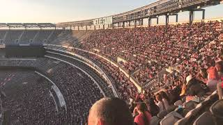 ARMYS SINGING MIC DROP BEFORE THE CONCERT at METLIFE STADIUM, NEW JERSEY DAY 1 (May 23rd, 2019)