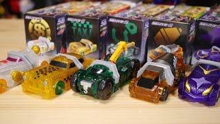 シフトフッキングレッカー登場!食玩 SGシフトカー2をレビュー!ドライブドライバー、ブレイクガンナーで音声確認も!仮面ライダードライブ thumbnail