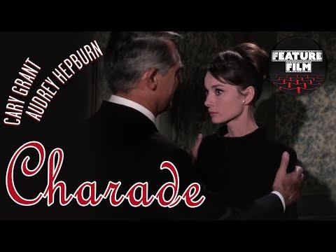 Charade (1963) full movie | COMEDY | classic movie | AUDREY HEPBURN | mystery movie | classic cinema