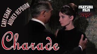 Charade (1963) full movie  COMEDY  classic movie  AUDREY HEPBURN  mystery movie  classic cinema