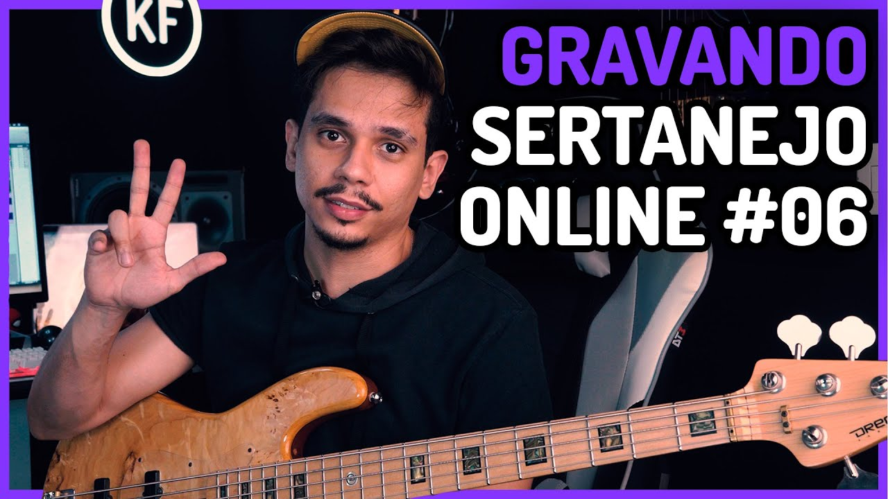 GRAVANDO BAIXO ONLINE - Sertanejo