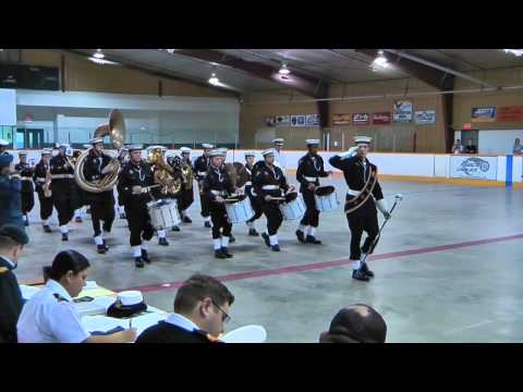 MARCHING BAND of the ROYAL CANADIAN SEA CADETS: STORMONT