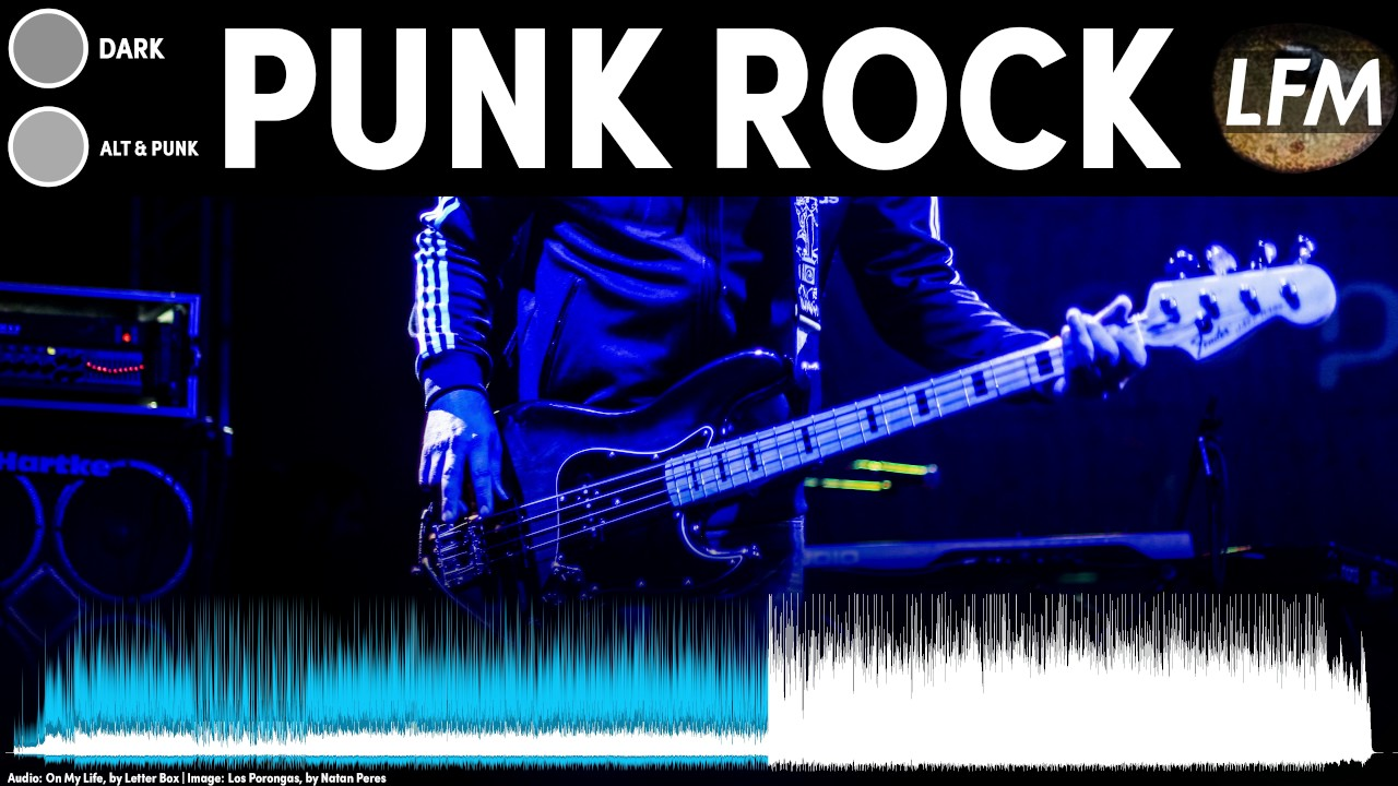 Royalty Free PUNK ROCK Music