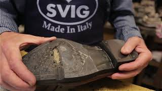 Suela gelatina interior zapato