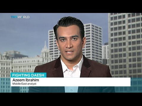 Interview with middle east analyst Azeem Ibrahim about latest in war in Syria