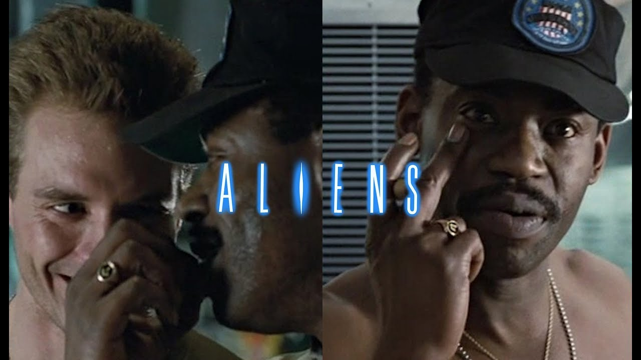 MASONIC RINGS IN MOVIES / ALIENS