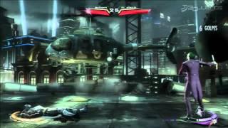 Injustice Gods Among Us - Video Análisis 3DJuegos