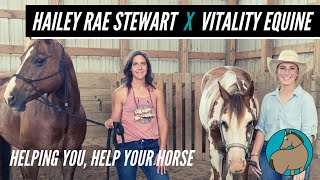 The Vitality Equine Approach with Pete & Bubba!