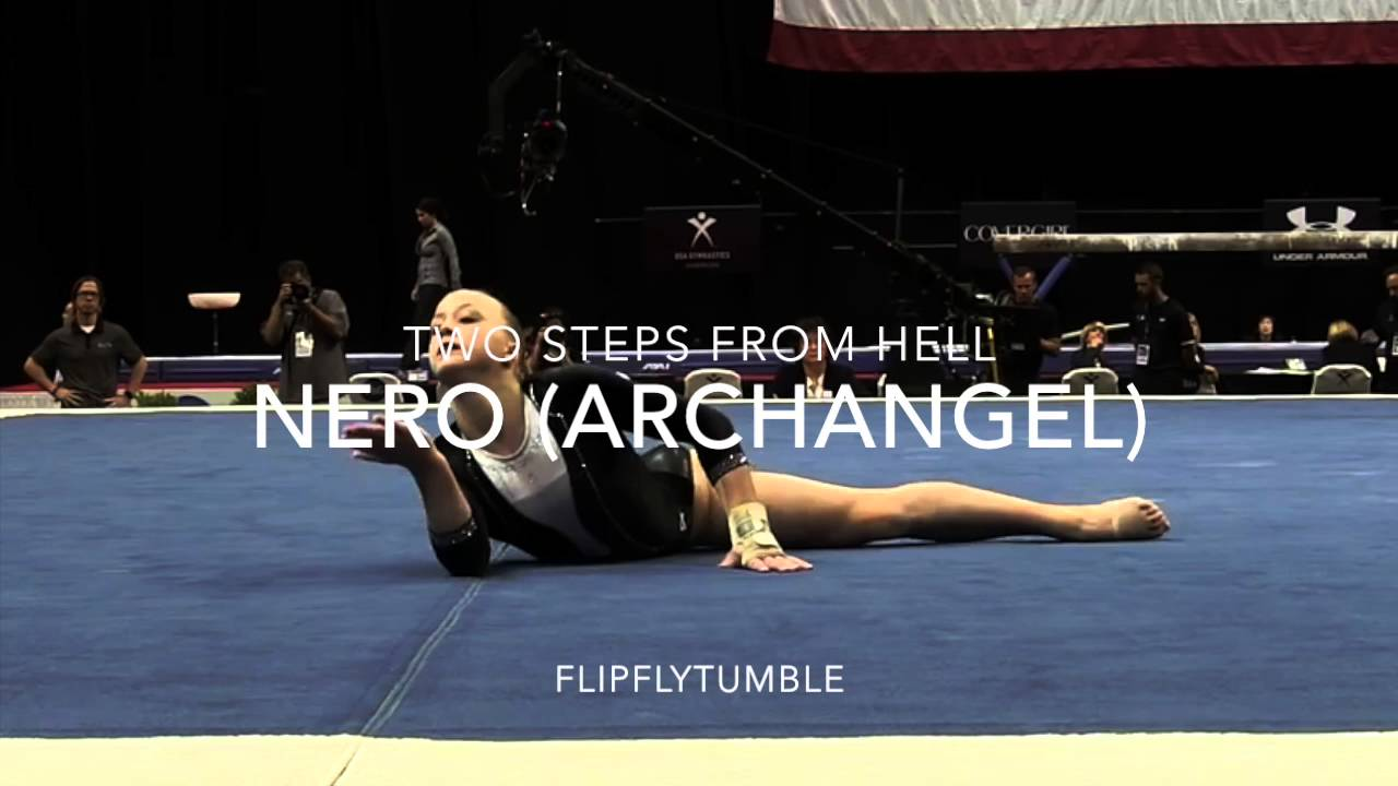 Two Steps From Hell   Nero (Archangel) Gymnastics Floor Music