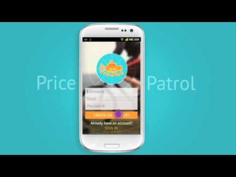 Price Patrol Android App [How It Works]