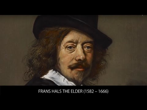 Frans Hals - Famous Painters Bios - Wiki Videos by Kinedio