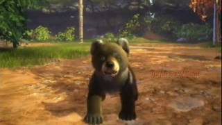 Kinectimals Now With Bears Kinect Playthrough Part 7
