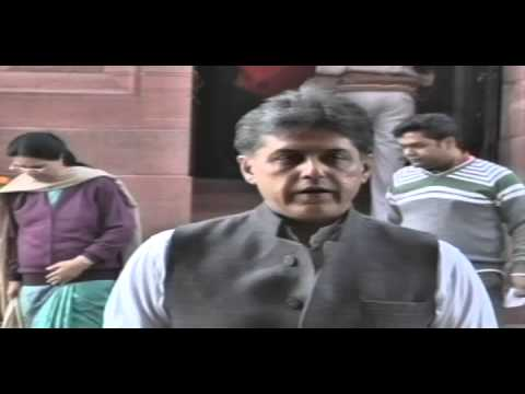 I&B Minister Sh Manish Tewari condoles the death of Pandit Ravi Shankar