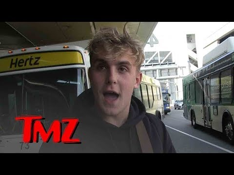 Jake Paul Says He'll Be First Social Media Billionaire | TMZ