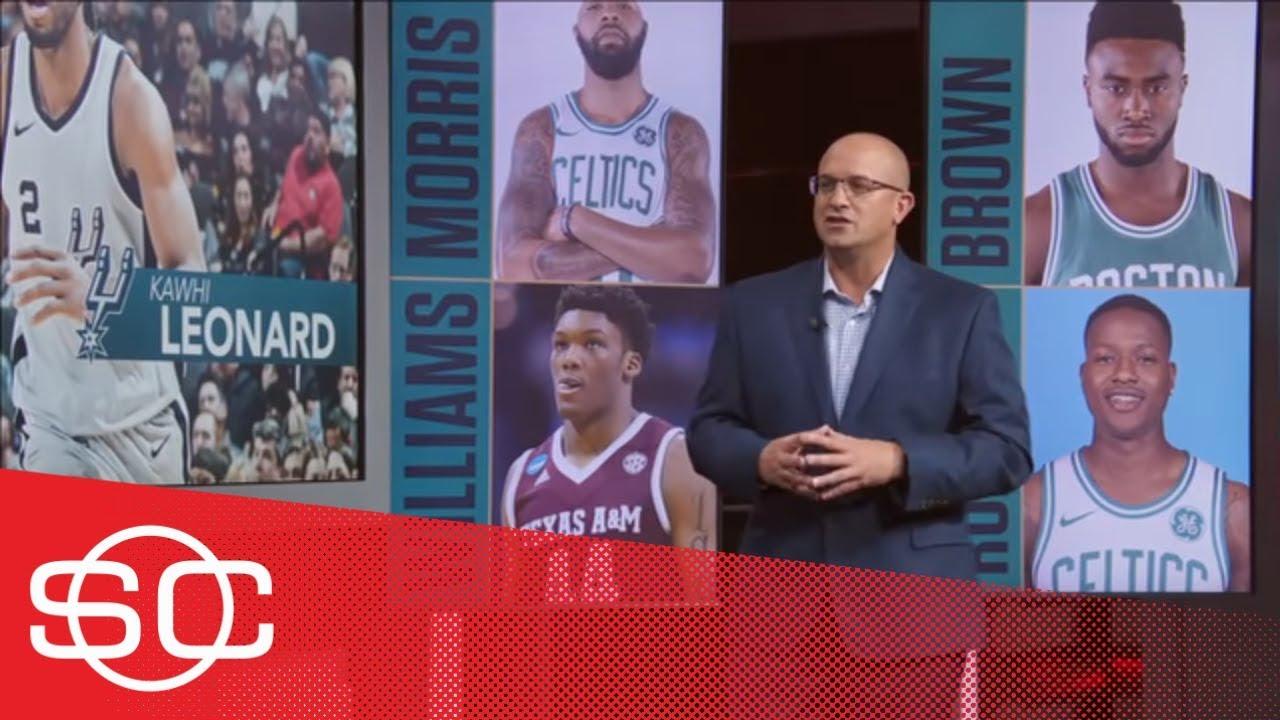 Do Boston Celtics or Los Angeles Lakers have better offer for Kawhi Leonard? | ESPN