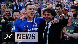 """Antonio Conte: """"Liegen hier bei Chelsea auf einer Wellenlänge""""   FC Chelsea - FC Arsenal   FA Cup"""