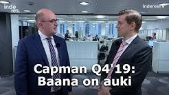 Capman Q4'19: Baana on auki