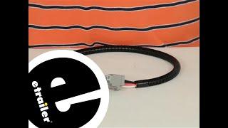 Curt Accessories and Parts C51422 Review - etrailer.com