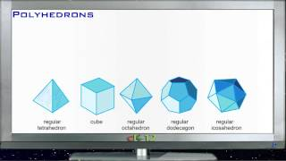 Polyhedrons: Lesson (Basic Geometry Concepts)