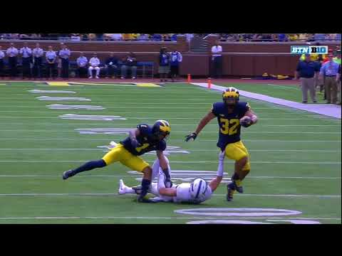 2017 Michigan Football Highlights v Air Force