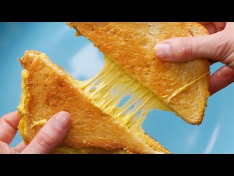The Best Ever Vegan Grilled Cheese