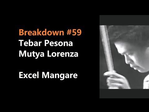 Breakdown #59 Tebar Pesona (Mutya Lorenza) - Excel Mangare