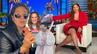 I HOSTED THE ELLEN SHOW? | LA VLOG