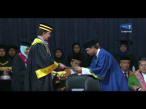 Majlis Konvokesyen Institut Teknologi Brunei 2015