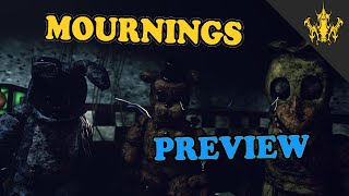 ⭐️Five Nights at Freddy's - Mournings PREVIEW | Bertbert⭐️