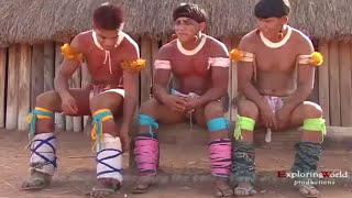 LIVE Now Documentary  - Tears Of The Girls In Amazon (Tribal Language) FULL EPISODES - Part 3