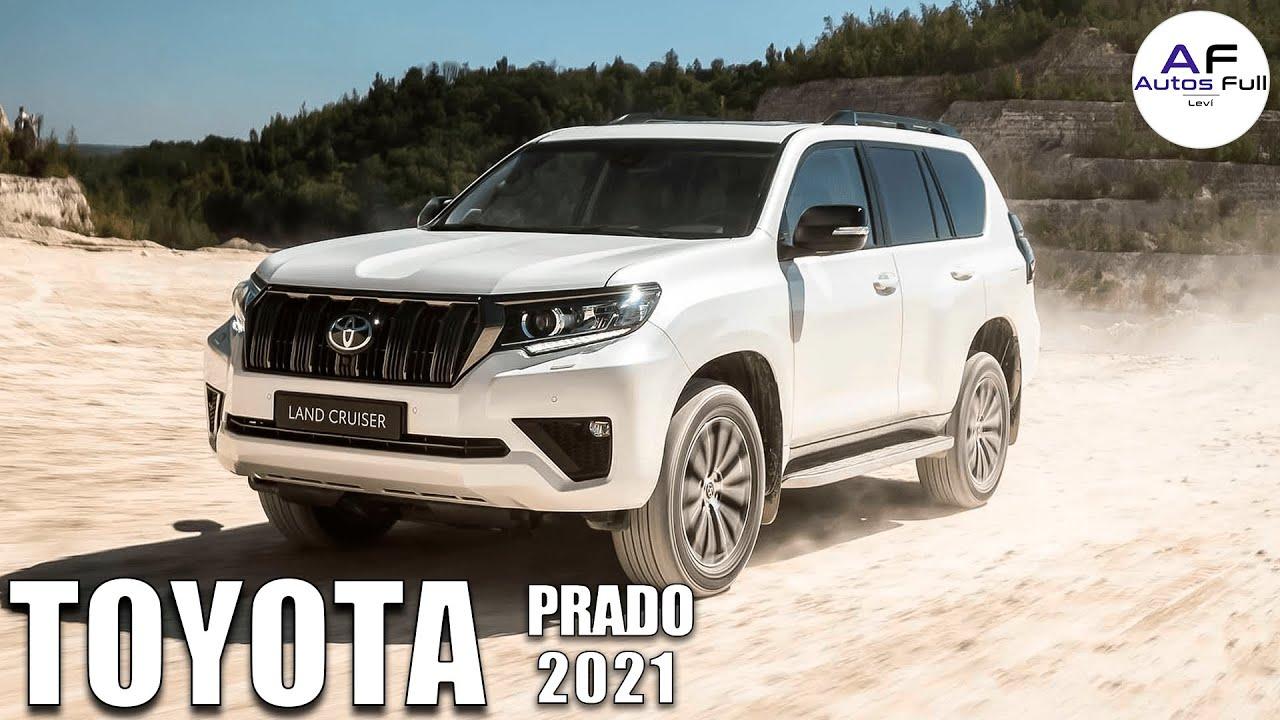 Toyota Land Cruiser Prado 2021   Nuevas Características