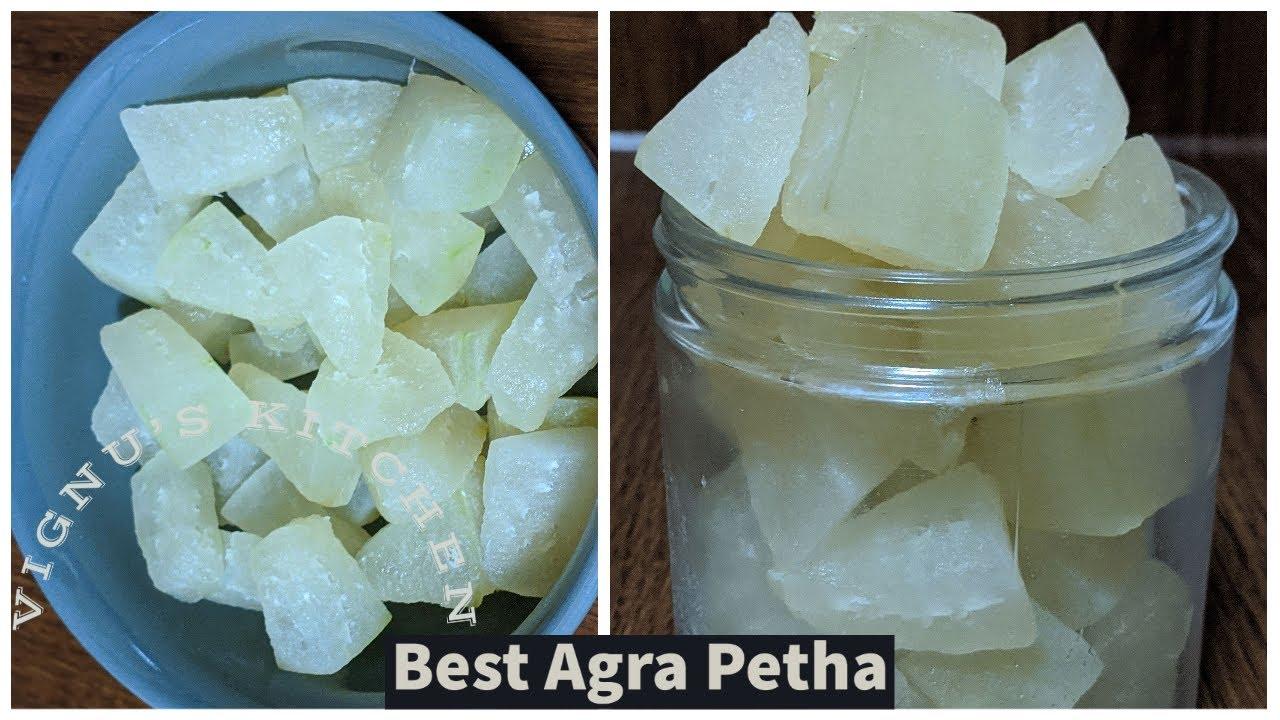 Download How to Make Best Agra Petha at home   Famous Agra Petha Recipe   നാവിൽ വെള്ളമൂറിക്കും ആഗ്ര പേട/പേത്ത