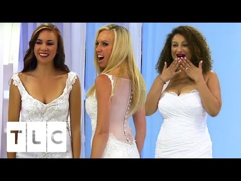 Most Drastic Wedding Dress Transformations   Something Borrowed, Something New