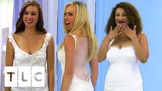 Most Drastic Wedding Dress Transformations | Something Borrowed, Something New