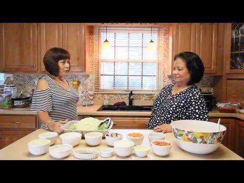 How to make stuffed cabbage rolls (filipino style)