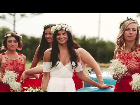 Ashley & Christian | Love Story Film | Fair Winds Farm | Virginia Beach, Virginia
