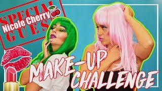 MAKE-UP CHALLENGE cu NICOLE CHERRY 🍒 (Ep.4)